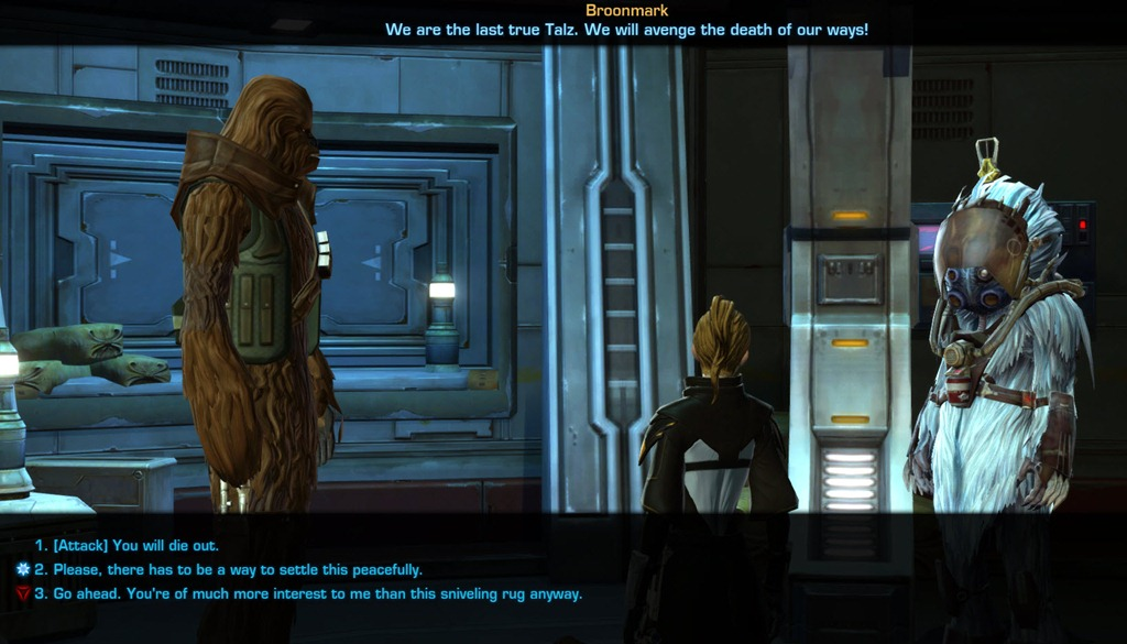 SWTOR Chapter 14 Story and Recruitment Guide - Dulfy