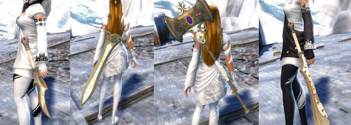 GW2 Embellished Weapon Skins Gallery