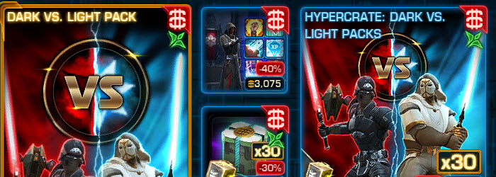 SWTOR CM Weekly Sales July 12 – July 19