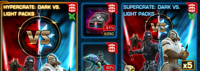 SWTOR CM Weekly Sales July 19 – July 26