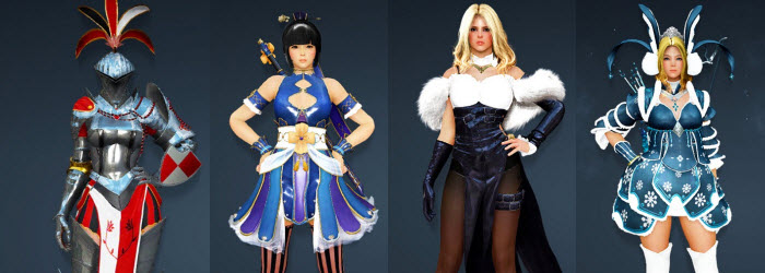 Black Desert Aug 24 New Korean Costumes