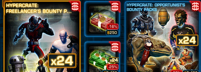 SWTOR CM Weekly Sales September 27 – October 4