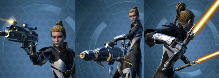 SWTOR Eternal Champion Weapons Now Available