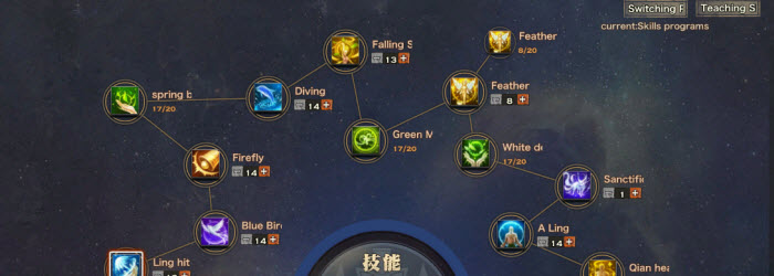 Revelation Online Skills and Talents Guide