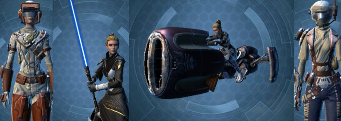 SWTOR Scavenger Pack Preview