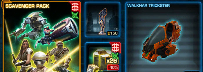 SWTOR CM Halloween Items Available