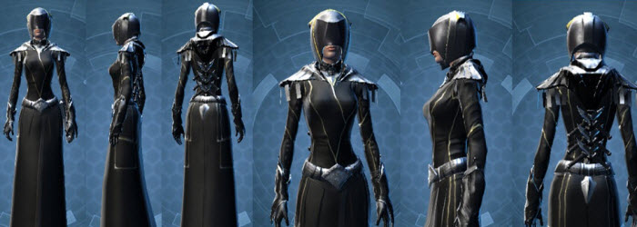 SWTOR Nathema Zealot's Robes added to the Cartel Market