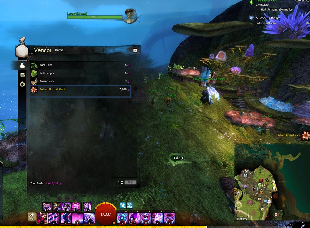 GW2 - A Crack in the Ice Achievements Guide   Time Keepers