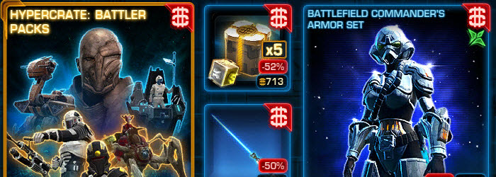 SWTOR CM Weekly Sales November 15 – 22
