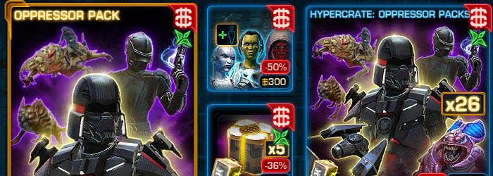SWTOR CM Weekly Sales November 29 – December 6
