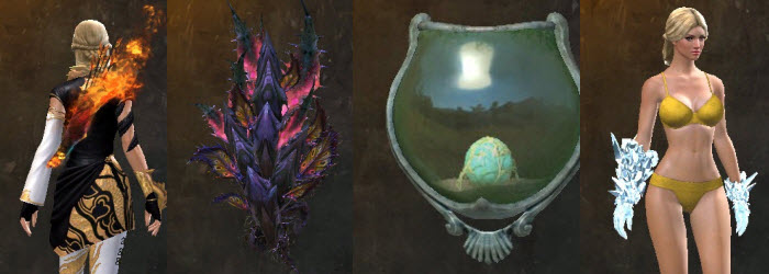 GW2 New Items from A Crack in the Ice Patch