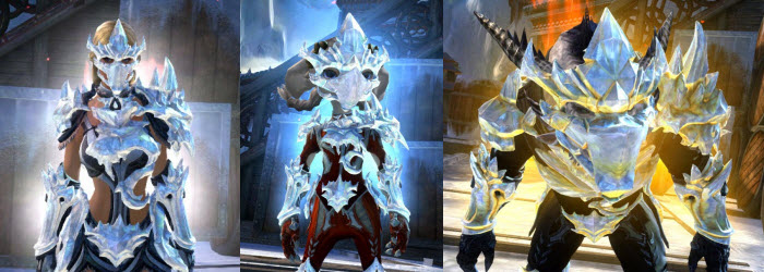 GW2 Gemstore Update–Ice Encasement Outfit
