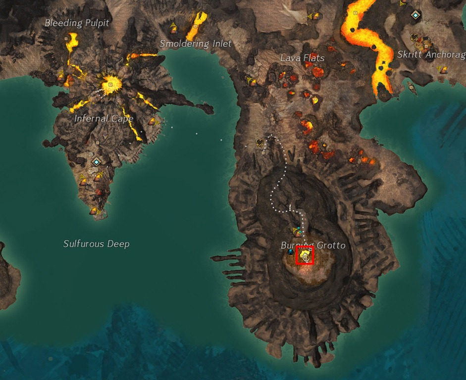 Gw How To Get To Ring Of Fire