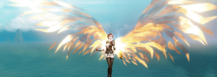 Revelation Online Founder Pack Wings and Mounts Update