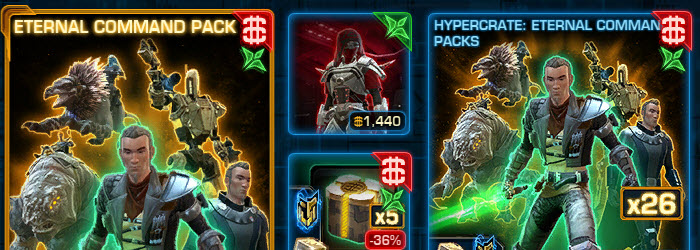 SWTOR CM – Eternal Command Packs now available