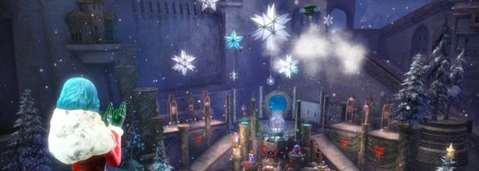 GW2 Wintersday 2016 Returns Dec 13