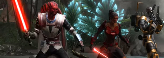 SWTOR Defend the Throne Game Update 5.1 Trailer