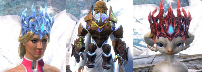 GW2 Gemstore Update–Ice Crown and Scruffy Backpack