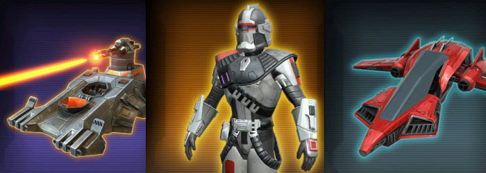 SWTOR Upcoming Items from Patch 5.1