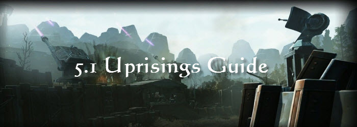 SWTOR 5.1 Uprisings Guide