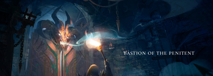 GW2 Bastion of the Penitent Teaser