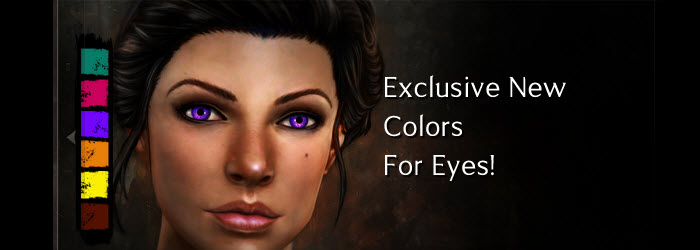 GW2 New Eye Colors in Feb 23 Patch
