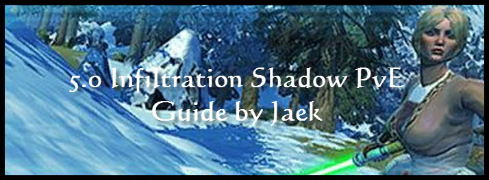 SWTOR 5.0 Infiltration Shadow PvE Guide by Jaek