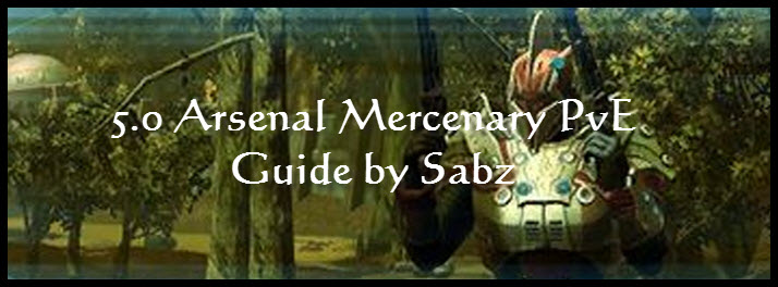 SWTOR 5.0 Arsenal Mercenary PvE Guide by Sabz