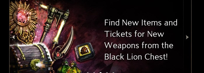 GW2 New BLC Weapon Skins and Items Coming Tomorrow
