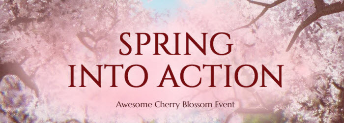 Black Desert Cherry Blossom Events