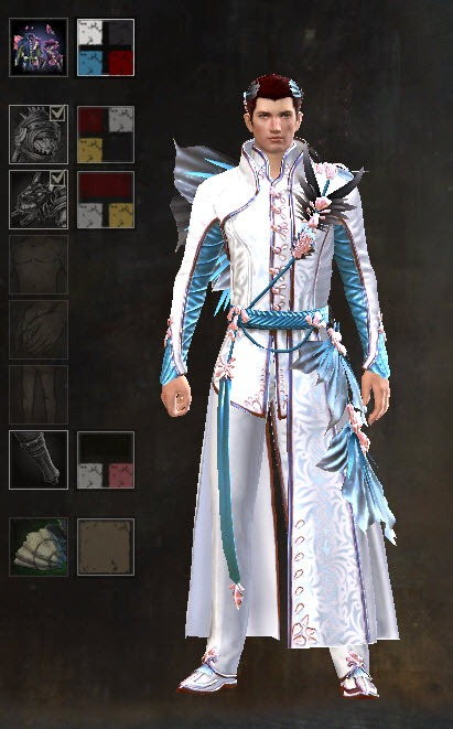 how to get outfits in gw2