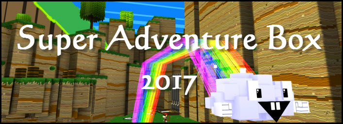 GW2 Super Adventure Box 2017 Guide