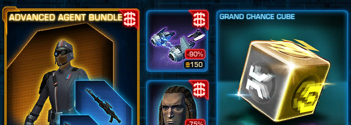 SWTOR CM Weekly Sales March 21 – 28