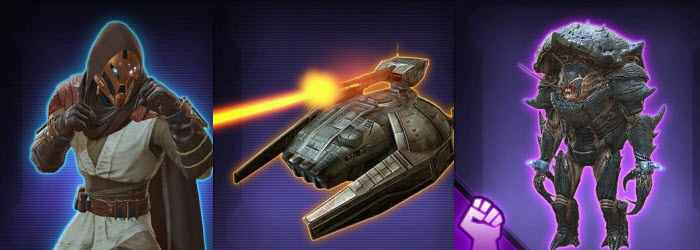 SWTOR Upcoming Items from 5.2 V3