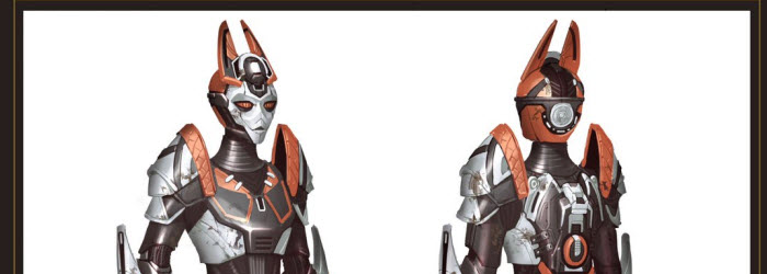 SWTOR Esne and Aivela Operation Boss Concept Art