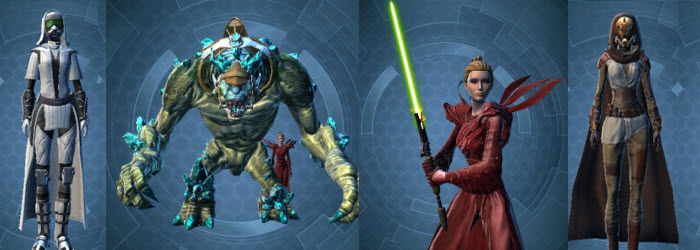 SWTOR Warbound Crusader Pack Preview