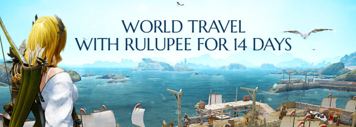 Black Desert Rulupee World Travel Event Guide