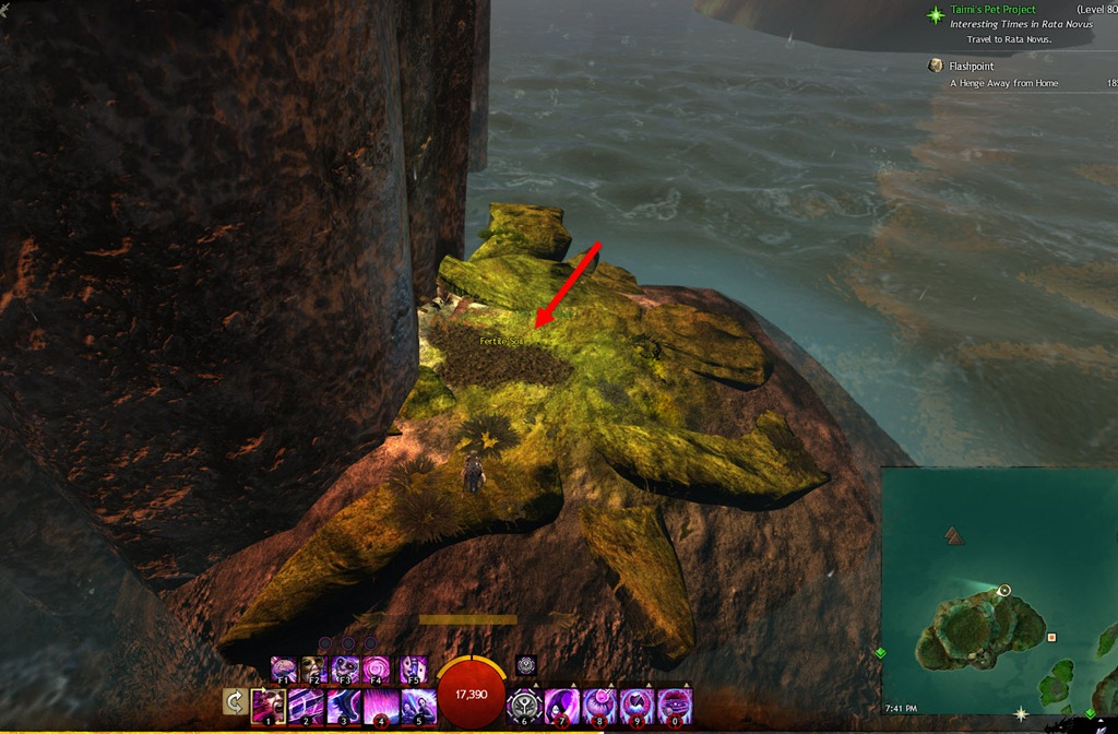 gw2 how to get sentient seed