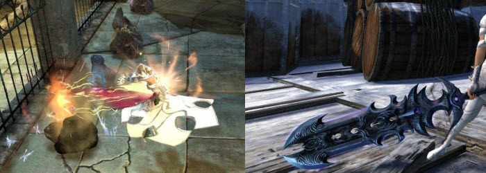 GW2 Gemstore –Menzies's Greatsword and Unbound Magic Tools