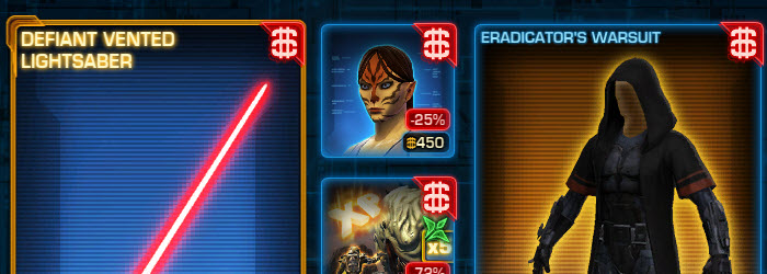 SWTOR CM Weekly Sales May 2 – May 9