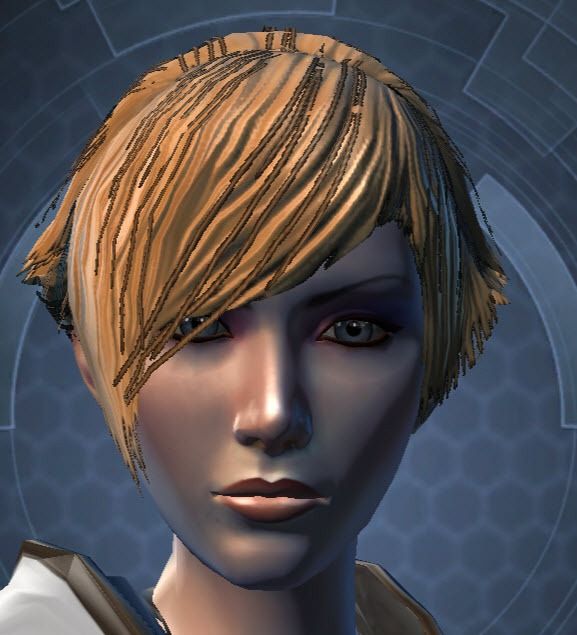 Free Hairstyle: SWTOR New Hairstyles Available In Cartel Market