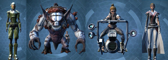 SWTOR Steadfast Champion's Pack Preview