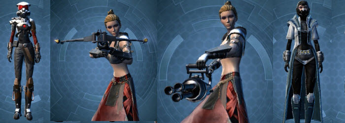 SWTOR Dread Warlord Command Pack Preview