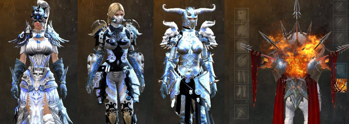 GW2 WvW Armor and Backpieces