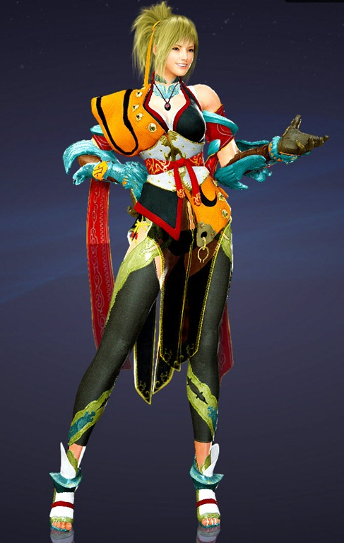 Black Desert Mystic Character Creation And Class Armor Dulfy