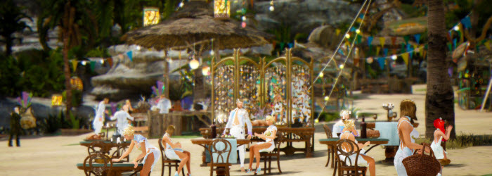 Black Desert Terrmian Waterpark Event Guide