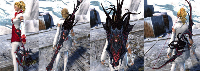 GW2 Abaddon Weapon Skins Gallery