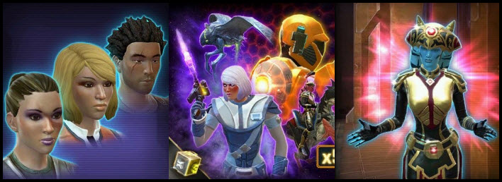 SWTOR Upcoming CM Items from Patch 5.4 V2