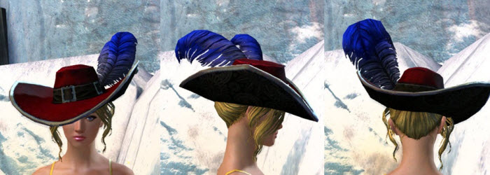 GW2 Gemstore Update–Swaggering Hat and Marjory/Kasmeer Package