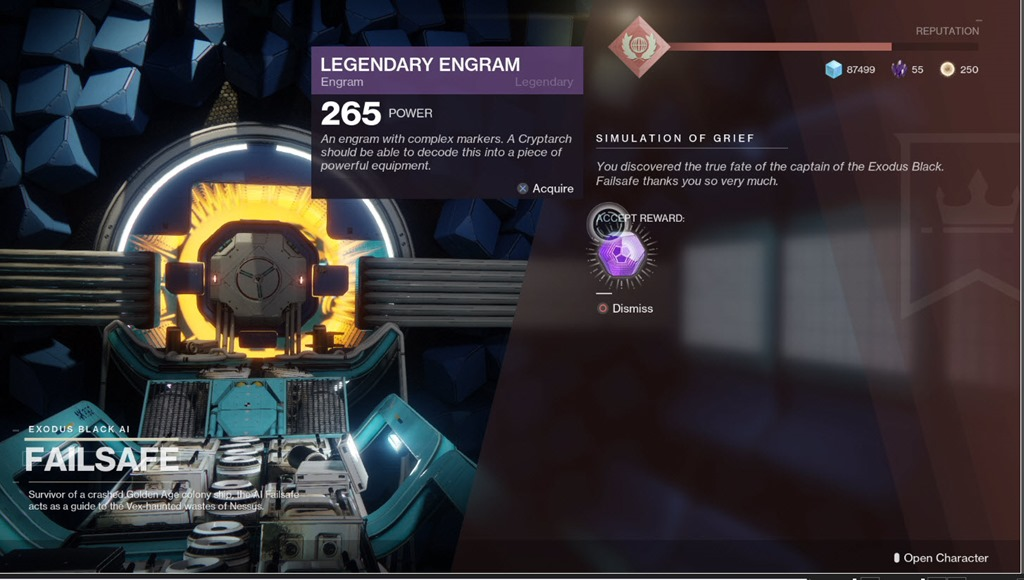 How checksum works write all steps to the exotic sword